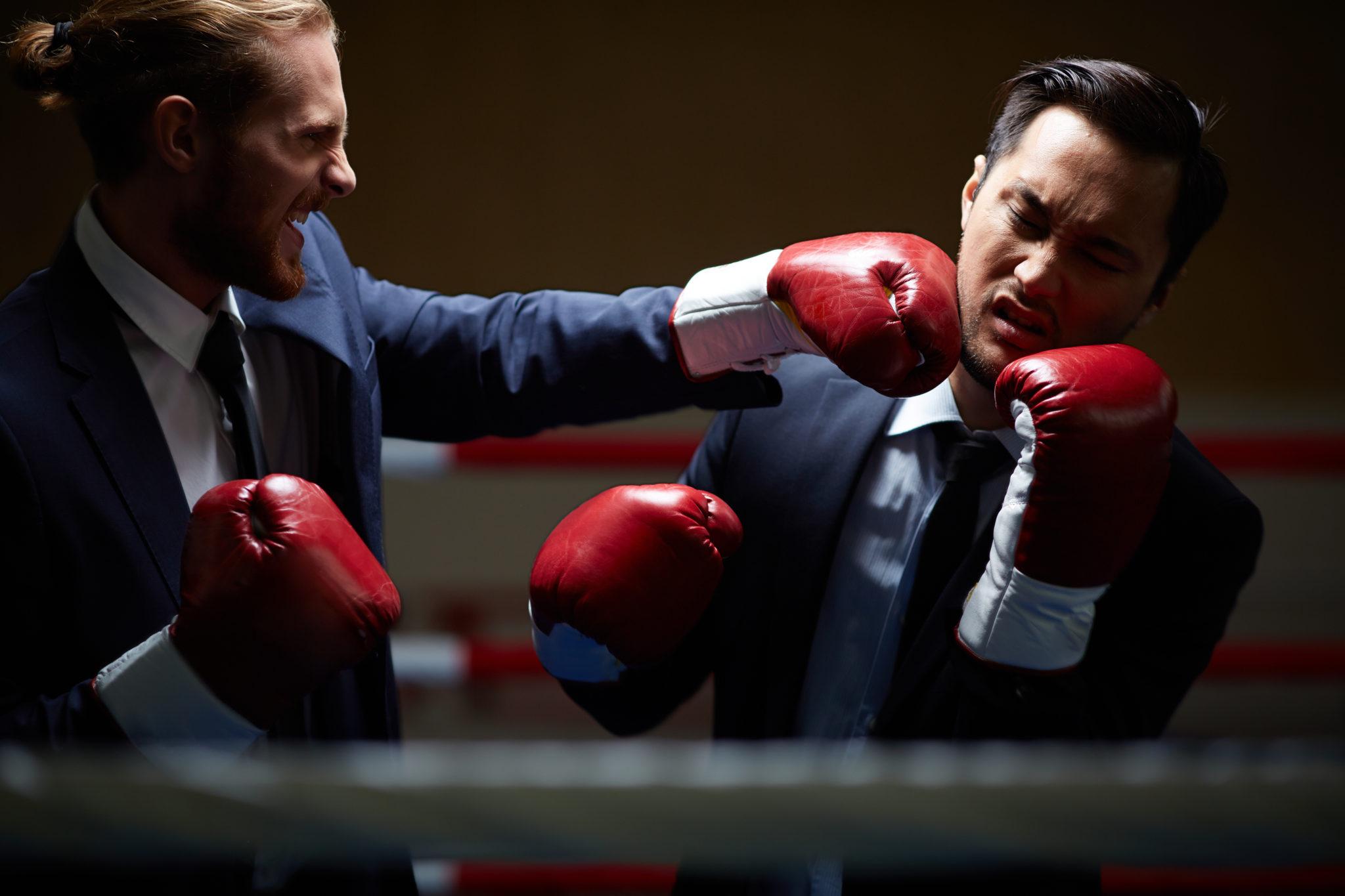 Борьба с вашими конкурентами