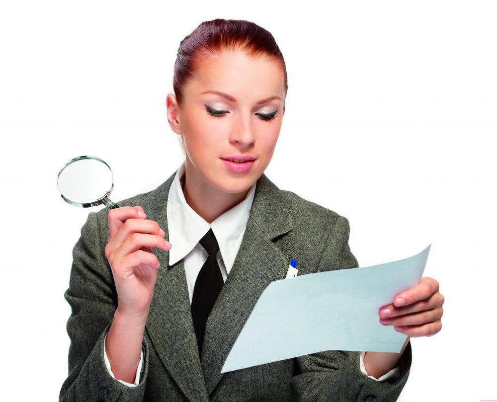 Комплексная проверка сотрудников фирмы
