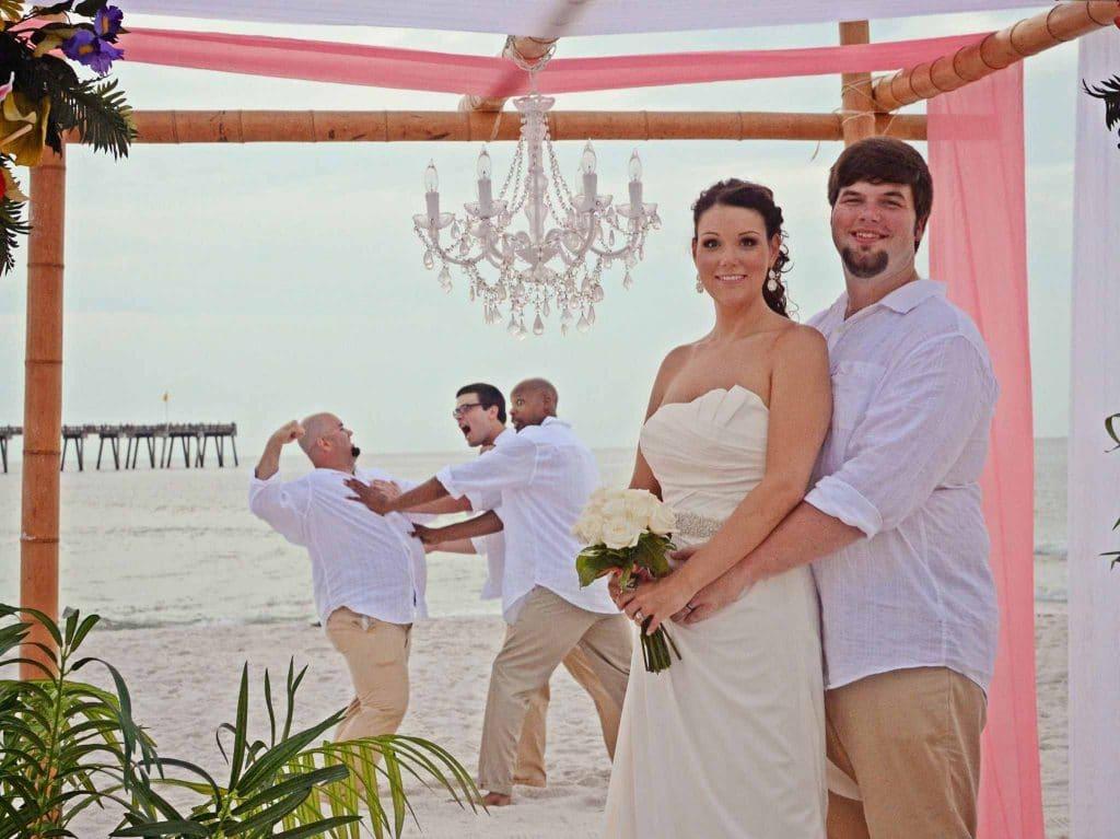 сбор информации о будущем супруге