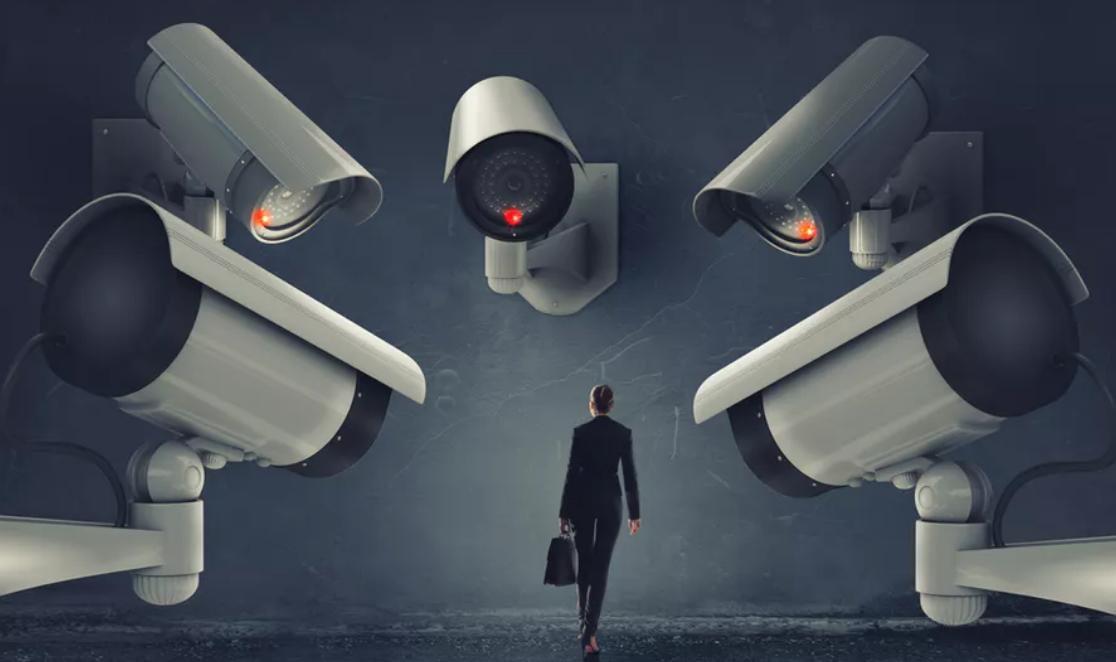 записи с камер видеонаблюдения