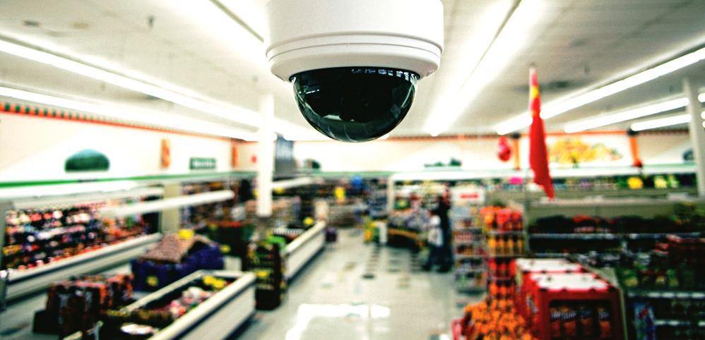 запись с камеры в магазине