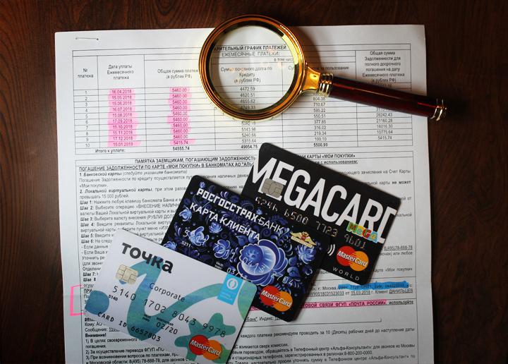 проверить кредитную историю спб