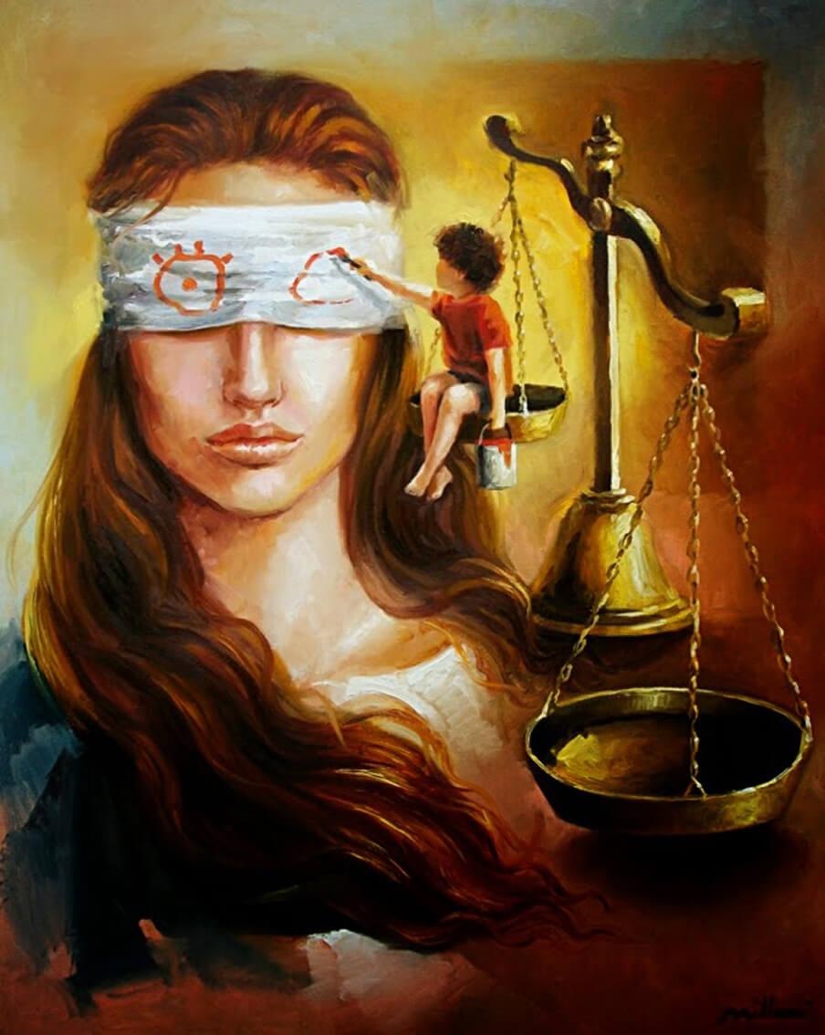 Summary -> Lady Justice Painting - stargate-rasa info