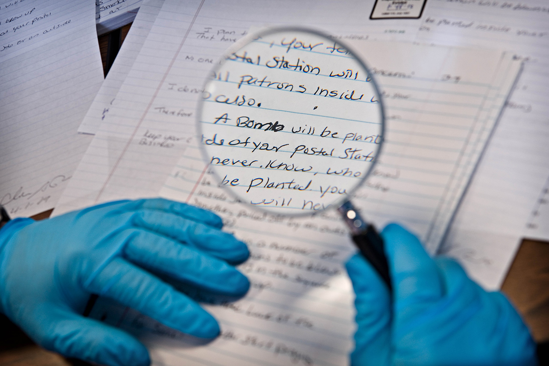Почерковедческая экспертиза в Санкт-Петеребурге