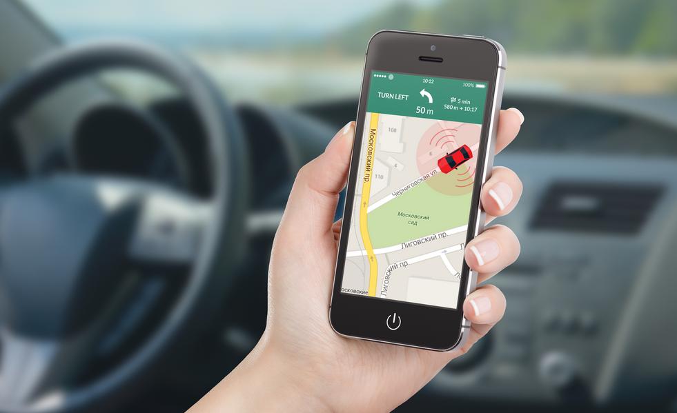GPS-трекер в машину
